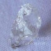 Clear Phenacite