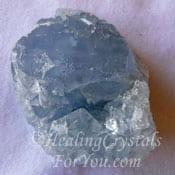 Celestite Crystal