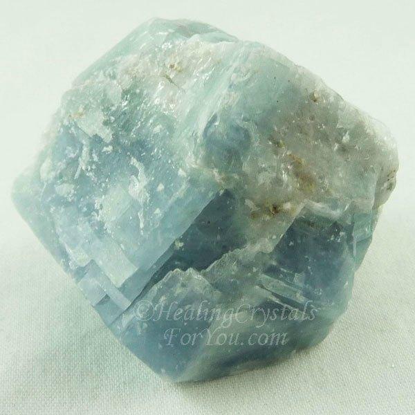 Blue Calcite
