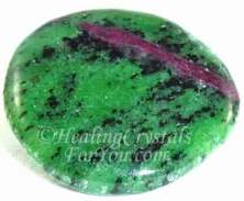 Ruby In Green Zoisite