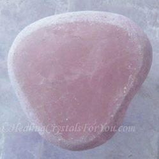 Rose Quartz Seer Stone