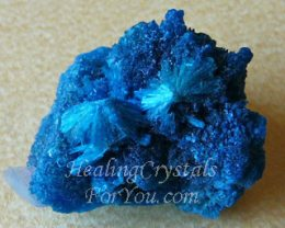 Cavansite Crystal