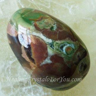 Mt Hay Thunderegg aka Amulet Stone