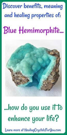 Blue Hemimorphite