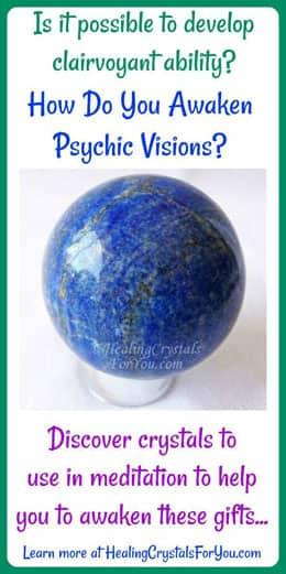 Awaken Psychic Visions
