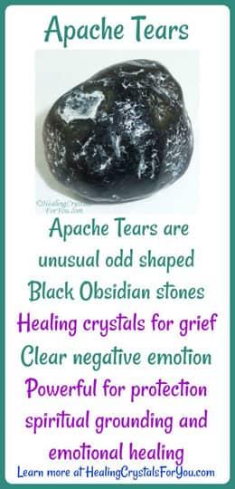 Apache Tears