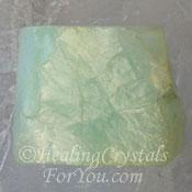 Opale bleue andine