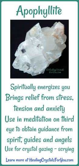 Apophyllite Meaning Amp Use Infuse You With Light Aid