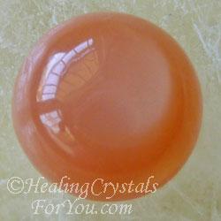 Apricot Moonstone