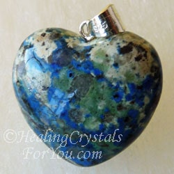Azurite Stone Aids Third Eye Activation Stimulates