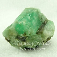 Green Beryl aka Emerald