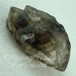 Morella Black Smoky Quartz