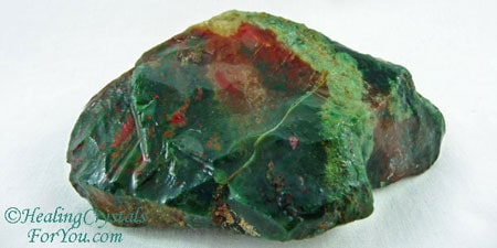 Bloodstone Meaning Amp Uses Instils Courage Comfort And