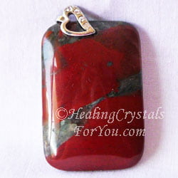 Bloodstone aka heliotrope instils courage comfort and strength mozeypictures Images