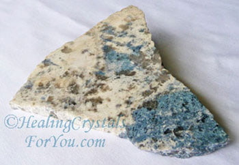 Blue Muscovite