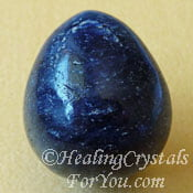 Blue Sapphire Egg