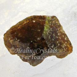 Brown Vesuvianite