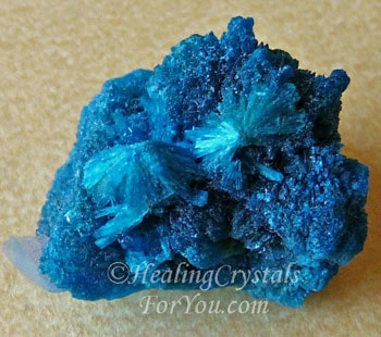 Cavansite Meaning & Use: Comfortable Transition Thru Major