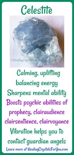 Celestite Meaning Amp Use Contact Guardian Angels Boost