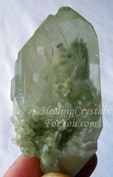 Green Phantom Quartz