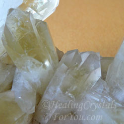 Citrine Quartz Crystal