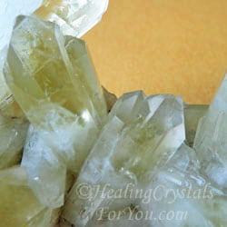 Tantric Twin Crystals