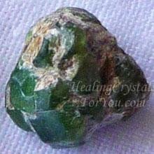 Green Andradite Garnet