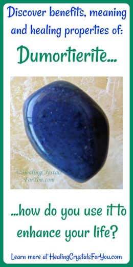 Dumortierite Meaning Amp Use Aids Patience Amp Boosts Psychic