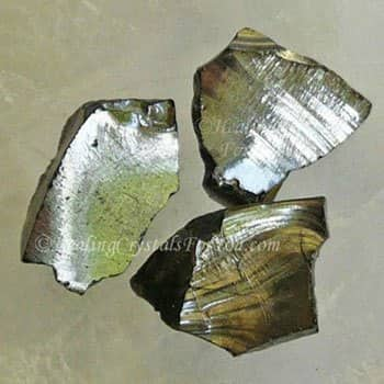 Silver Shungite aka Noble or Elite