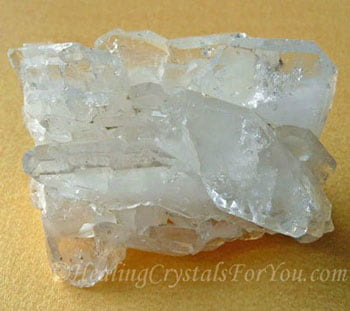 Clear Quartz Crystals Meaning & Use Embody Clear White