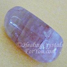Harlequin quartz