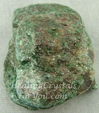 Mixed Red and Green Fuchsite