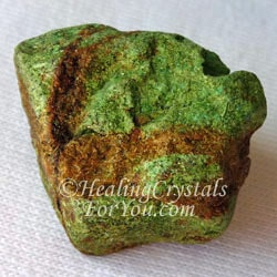 Gaspeite Meaning & Use: Embodies Spiritual Vibration, Aids