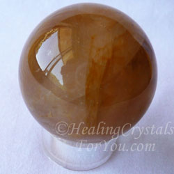 Golden Healer Sphere