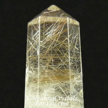 Golden Rutilated Quartz Will Amplify Your Thoughts