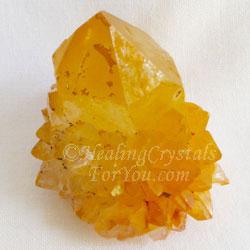 Citrine Spirit quartz