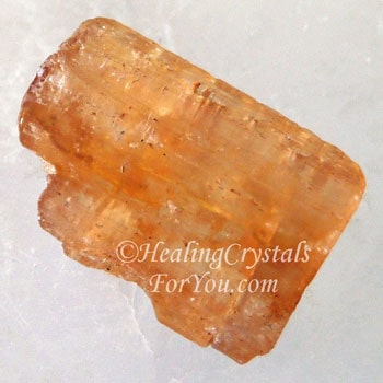 Golden Yellow Topaz Meaning & Use: Manifests Your Intentions