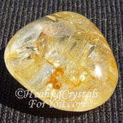 Golden Yellow Topaz