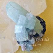 Green Apophyllite
