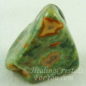 Green Rhyolite