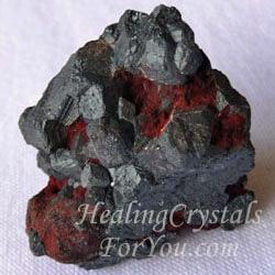 Hematite Crystal
