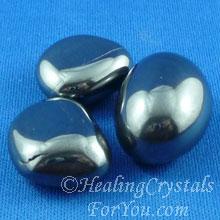 Hematite Crystals