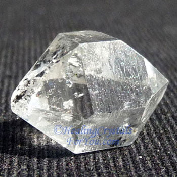 Herkimer Diamonds are high crystal energy stones