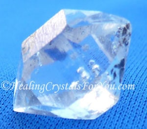 Water Included Herkimer Diamond