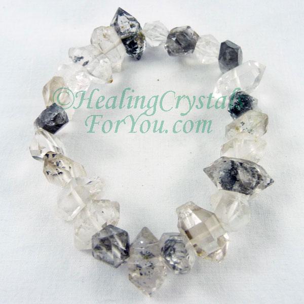 Herkimer Diamond Bracelet