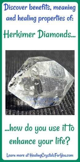 Herkimer Diamonds Meaning Amp Uses Frequency Boosts Other