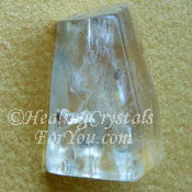 Hiddenite Crystal
