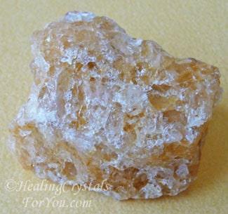 Himalayan Gold Quartz