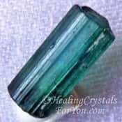 Blue Tourmaline aka Indicolite