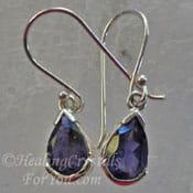 Bright Purple Iolite
